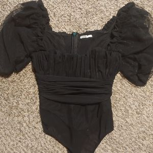 SOLD!!! House of cb bodysuit